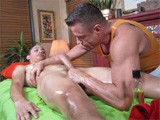 Gay Porn from gayroom - Juicy-Lucas-Prostate-Squeeze-5