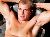 gay porn Solo Brandon Lewis || What isn't to like about Brandon Lewis: the boy's got one of the biggest cocks attached to him that we've ever seen and he's built like a college jock - not to mention horny like one. Watch him iron one out with that monster in this solo jerk-off video.