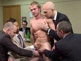 Gay Porn from CMNM - Athletes-Balls-Emptied