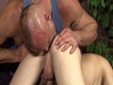 gay porn A Lil Rub Tug And Tongue || on All 4's, Chad Brock Gets In Some More Finger Penetration and Holds Ryan Matthews Balls In One Hand, While Stroking His Cock With the Other. Chad Rims Ryan's Hole With a Little Tongue Action, Which Ryan Obviously Likes!