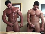 Huge Muscle God Gay ||