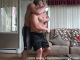 gay porn Power Man In Trouble || See More of This Huge Hunk and Frankthe Tank