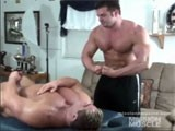 Gay Porn from mission4muscle - Muscle-God-Massage