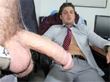 gay porn Deep Anal Office Pounding 4 || Who Says That Sex Talk In the Work Place Will Get You Fired? In Austin's Office It's Presumed That Once You Ask for It