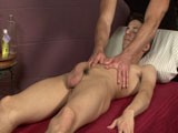 Chad Brock Rubs Mike King || 