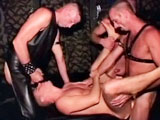 Sex Slave Bares His Ass || 