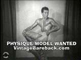 gay porn Physique Model Wanted || This Is a Very Rare Film From the Late 1950's by Apollo Studios. In It, a Popular Physique Model of the Time, Steve Wengryn, Is Wandering the Dusty Mountain Roads of Woodland Hills In the Still Very Rustic San Fernando Valley. It's so Hot and Sunny, That Steve Decides to Take Off His Shirt, and After a Few Minutes, Removes His Pants and Shoes, Too. so Imagine a Man Walking Around an La Suburb In Just His Jockey Shorts. If You Were Sitting In the Shade, Drinking Iced Tea and Reading a Book and This Nearly Naked Man Came to Your Door, What Would You Do?<br /><br />well, If You're This Guy (who Happens to Be Sitting In Super Tight Cut-off Jeans Shredded All the Way Up to the Waist) You Naturally Let Him In. Not Only That, You Size Him Up and Decide to Take Some &quot;artistic&quot; Physique Photos. In What Must Have Been a Shock Beyond Compare, the Model Actually Strips Down Naked on Camera! We Only See His Bare Butt, but There Is No Mistaking He's Naked. That Must Have Caused Quite a Stir At the Time.<br /><br />after Few Shots Indoors, They Move Outside to Shoot. After He's Gotten the Shots He Needs, the Photographer Develops the Film In the Dark Room While the Model Waits Under Tree, Sipping Iced Tea. When He Emerges From the Dark Room With 8-10 Prints, He Shows Them to the Model for His Approval. the End.<br /><br />how About That for Jack Off Material?! If You Watch Closely Though, You'll Notice That Neither of the Models Are Ever Seen In the Same Shot Together! Not Sure What That Means, but It Could Be That the Film Maker Was Afraid the Models Wouldn't Cooperate In Any &quot;fag Stuff&quot;, or Else Their Schedules Just Didn't Jive. Who Knows. Enjoy the Sample, but You Can See Lots More Actual Hardcore Pre-condom Movies With Penetration Inside the Vip Room. Get Your Membership Now!