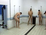 Football Showers Exposed