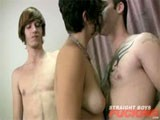 gay porn 2 Cocks 1 Whore || See What Happens When 2 Straight Friends Discover the Sexual Pleasures of a Slutty Girl! How Far Can She Get Them to Go Before She Offers Herself to Their Young, Hard, Huge Cocks? These Two College Students Are Horny, Hard and Ready to Experiment! See It All and More Real Hard Core Straight, Bisexual and Gay Action Now At Straightboysfucking - Click Banner for More Free Video Clips!