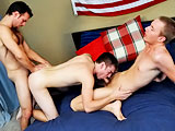 gay porn Firefighter Mikey Jake & H || All American Heroes Present Firefighter Mikey, Civilian Jake & Civilian Hollister