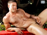 gay porn Derek Atlas || Derek Atlas poses and shows off his beautiful bodybuilder physique, jerking his hot cock and playing with an ass so tight you could bounce a silver dollar off of it.