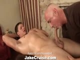 gay porn Aaron Rivers Massaged || Aaron Rivers Is Definitely One of the Biggest Men I've Ever Massaged. This Former College Football Player Is Incredibly Well-built, With Massive Muscles Everywhere. I Started Out by Lightly Touching Him From Head to Toe Before Drizzling Massage Oil Over His Neck, Shoulders, Back, Legs and That Gorgeous Ass. After Getting Him In a Relaxed State, I Reached Underneath Him, Cupped His Cock In My Hand and Started Eating Out His Hole. His Dick Grew Hard and Aaron Got on His Knees so I Could Lay Underneath Him and Deep-throat His Cock. I Rolled Him Over Onto His Back (wait 'til You See the View) and Oiled Up Aaron's Chest and Stomach as He Folded His Arms Behind His Head. He Was Fully Erect so I Lightly Stroked His Balls and Shaft for Maximum Pleasure. I Alternated Some Relaxing Techniques With Erotic Ones Until It Was Time to Devote My Attention to His Enormous Hard-on. I Swallowed Him Whole and Then Sucked His Balls Some More Before Finally Jerking Him Off Until His Cum Came Gushing Out, Dripping All Over My Fingers and Onto His Stomach.