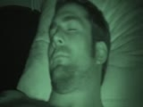 Sleeping Police Officer Jared