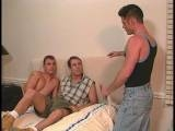 "gay porn Pleasure Pals - Scene  || These boys are the best fuck buddies a guy could ask for. They""d bend over backwards to help a pal out, and literally do. Pleasure--it""s their bus"