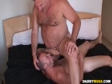 gay porn Daddy Mugs Fucks Marxe || After the Scene Where He Sucked My Cock to Perfection and I Was Able to Test Drive His Asshole With Some Fingering, It Was Time to Put This Boy to the Real Test: Can He Handle My Fat Cock Going In and Out of His Hole? After Some More of His Great Cock Sucking,