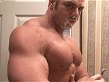 Muscle Jock Frank the Tank