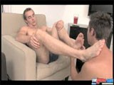 "There Is Nothing That Excites Zack Randall More Than Pleasuring a Straight Guy. In His Career Zack Has Pleasured Many Straight Guys, but None Like Kelly Cooper! We Asked Zack Why Kelly Is Such a Favorite of His to Work With, And, He Had This to Say: ""kelly Is so Straight That It Takes Time to Get Him Hard and Into What I'm Doing. Once I Have Him Hard the Transformation Begins and Kelly Is Putty In My Hands. I Can Make Him Bust His Load Anytime I Want, I Control Him! It's Such a Fucking Turn On!"" Zack Has Plenty of Time At Kelly's Sexy Feet, Then There Is the Cock Sucking That Really Brings Kelly to His Knees. Finally Zack Mounts ""kelly Mountain"" and Rides His Cock Hard! Both Models Make Huge Messes and Relax and Bask In the Moment. See the Entire Video Now In High Quality and Lots More Hardcore Foot Fetish Videos and Photos Now At Toegasms Where You Will Love Our Guys From Head to Toes! Click Banner Now to See It All!"