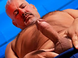gay porn Rocco Redi || Rocco Redi is a silver daddy who loves being serviced by younger guys. He likes his boys good looking, muscular, and hairy is a big plus. Rocco tells some hot stories about his sexual escapades and dumps his load all over my floor you can hear it hitting the floor!