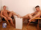 Malefootdomination With Peter and Max
