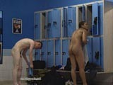 Gay Porn from SneakyPeek - Locker-Room-Spycam