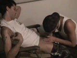 This Is Part 1 of 8 of My Sex Party July 2010, I Hope You Enjoy. This Is Full-length. Trey Sucks Off Hunter While Nate Watches. Check Out Our Other Sex Parties Like This At Sebastian's Studios.