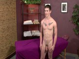 gay porn Clubamateur Mick Sexplores || Mick Gibson Is a 20 Year Old Stud From Indiana. He Recently Did 2 Years In the Military as a Ranger, Being Discharged After an Accident Where He Was Thrown From a Humvee. Mick Had His First and Only Bisexual Experience While In the Service. He Learned of Clubamateurusa From a Friend and Contacted Us With Interest In Exploring His New Found Bisexuality by Receiving a Full Blown Erotic Massage by Our In-house Masseuse Chad Brock! We Interviewed Mick and Chose Him for This New Episode!