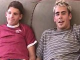gay porn Brian's First Threeway || After Brian's First Time Video... Brian Was a Top In That Video. This Time He Told Us He Wanted to Try Getting Fucked and That He Might Like It More. Indeed He Did! In This Video He's Sucking More Dick and Loving It. This Time He's Getting Fucked and Pretty Much In a Gang Bang Really Enjoying Himself. Check Him Out as He's Turned Into a Power Bottom From a Power Top. You Can Watch or Download This Video At Sebastian's Studios.