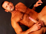 Jason Torres is a hot, hairy man who has made a couple of appearances on Butch Dixon. But this is his first video. Jason jerks his long cock and shoots a thick load of cum over his hairy belly. He will be appearing shortly in a couple of hot suck and fuck scenes.