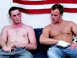 gay porn Police Explorer Walden & F || All American Heroes Present Police Explorer Walden & Fireman Beau