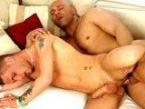 Hot Hungarian Daddy Randy Fucks Young Lad Ryder With His Thick, Fat Cock In This Dads Fuck Lads Scene