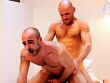 Gay Porn from butchdixon - Ulysse-Nic-James