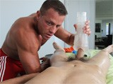 Gay Porn from gayroom - Mature-Hands-Oil-Massage