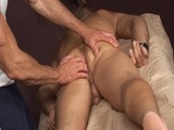 Gay Porn from clubamateurusa - Hunk-Fingered-By-Masseuse