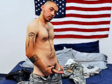 Gay Porn from AllAmericanHeroes - Sergeant-Paco