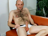 gay porn Vladimir || Furry daddy Vladimir likes to talk while he strokes. He likes to ask you how his cock looks, how his ass looks, how it would taste on your lips... He knows how to make his body feel good and he knows how to make you feel good. Go ahead. Indulge.