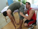 gay porn Hard Butt Fucking || Camden's Been Having Some Back Problems, so He Hired the Best Massuse In Town to Help Him Out, Me!