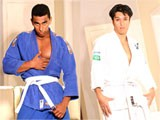 gay porn Judo Wrestling Sex || Alex and Robert Love to Constantly Practise Their Judo With Each Other.
