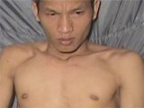gay porn Asian Flirt || Flirtatious Asian Twink Stripping and Showing His Enormous Cock