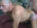 gay porn Marlon And Tomas Part 3 || In This Conclusion, Marlon Shoots a Massive Load All Over Tomas' Worn Out Abused Ass, Only to Get More Fisting and Penetration and More Cum Until Tomas Can Take No More and Blows His Load All Over His Hot Abs. <br />