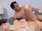 gay porn Ali || Ali Is From the Middle East and Loves Everything About America, Especially the Women! He Also Enjoys Working Out and Has the Tight Body, Six-pack and Muscular Pecs to Prove It. Ali and His Playmate Take Their Tops Off, Swap Tongue and Feel Each Other Up Before She Slips His Jeans Off, Slides Down His Shorts and Services His Impressive Piece of Man Meat. She Loves a Man's Ass as Well and Plays With Ali's Hole Before Laying Back on the Bed so He Can Show Off His Oral Skills. It Doesn't Matter Where a Well-endowed Stud Is From, They All Like to Fuck! Ali Slides His Cock Inside His Friend's Pussy and Drills Her Relentlessly. He Knows All the Angles, Sideways, From Behind, You Name It. and If You Enjoy the Sight of a Guy Cumming, Watch Ali Work Up a Sweat as He Jacks Off for the Climax Scene. It's a Gusher.