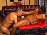 Two Hot Studs Having Oral and Anal Sex.