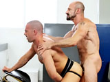 Gay Porn from butchdixon - Cristian-Torrent-Jorge-B