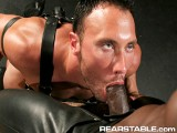 It's a Rare Day When You See a Monster-cocked Black Beauty Like Race Cooper Play Bottom, but How Could You Resist Not Giving It Up for a Stud Like Jason Adonis. Watch This Interracial Pair Fuck Hard In a Sweaty Video You're Going to Be Replaying Over and Over.<br />