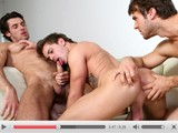 gay porn Mason And Gabriel And Adrian || Wow. There Is Really No Easy Way to Describe This Scene. I Knew That When I Put These Three In One Room There Would Be Chemistry and Fireworks but This Was Like 4th of July All Over Again!! I Mean, a Quarter of This Scene Is Just Cumshots! These Guys Just Kept Spurting Out Gallons of Cum as If They Had It In Excess. so Basically, Gabriel and Mason Both Got Fucked, Fingered, Licked, and Sucked and Adrian Was Probing Them With His Big Giant Canadian Sausage Like He Was At the Meat Market Shopping for the Best Meat In Town. Mason, Living Up to the Expectation of Being a Power Bottom, Was Taking on Anything That Was Shoved Up His Hole. and Gabriel, Following Mason's Example, Somehow Ended Up Taking Not Only Adrian's Dick but Mason's Too. It Was Almost Like a Tv Game - Never Knowing What Was Gonna Happen Next and Who's Gonna Get Fucked by Whom. At One Point I Honestly Thought That They Were Never Going to Stop. Finally, When the Big Moment Came... Oh Boy! I'll Let You Just Watch This Because You'll Never Believe Me Even If I Told You! Enjoy.