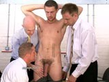Gay Porn from CMNM - Terry-Strip-Searched
