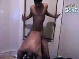 Gay Porn from harlemboyz - See-These-Black-Balls-Slap-Against-Black-Ass