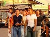 Gay Porn from StrongMen - Dancing-Boys