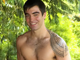 Maleko is a sexy Hawaiian country boy, born and raised on the Island of Oahu.