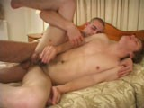 gay porn Grooms Fuck Bareback || Welcome Joshua Stone and Paul Shane Shagging Up Today. These Two Are Hot, Sexy, and We Think They're Fucking Hot as Fuck. These Two Tell All About Their Sex Life and What They Really Want to Do With Each Other. These Studs Make Out In One Hot Way. They Can't Resist Each Others Dicks. Joshua Is More Than Eager to Get Dicked Deep by Paul. Paul's More of a Hot Twink. Joshua Is a Hot Jock. Paul Fucks Joshua In Several Hot Positions Until He's Ready to Blast. Joshua Sticks Out His Tongue to Guzzle the Load. the Two End Up Snowballing the Cum In a Hot Make Out Session.