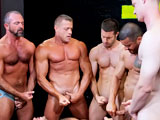 Gay Porn from HotHouse - Pack-Attack-4-Parker-Perry-Scene-4